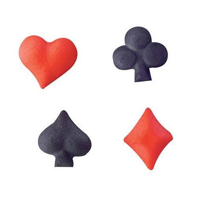 Luck's Lucks Dec-Ons Playing Cards Assortment, 192 pk