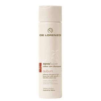De Lorenzo Novafusion Color Care Shampoo, 8.45 oz - Auburn