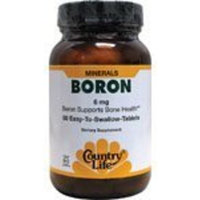 Country Life Boron, 60-Count
