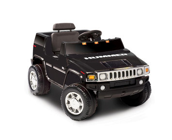 tional Products Ltd. Kid Motorz Hummer H2 One Seater In Black