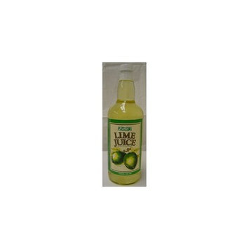 Lemon X Lemon-X: Lime Juice 12/1 Liter Case