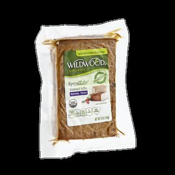 Wildwood Organic SprouTofu Royal Thai Baked Tofu