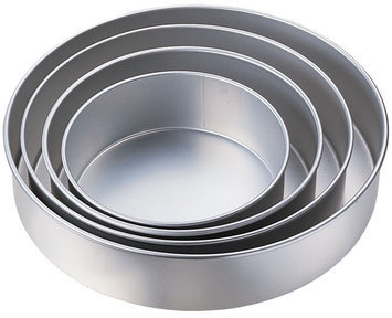 Wilton Performance Cake Pan Set - 8
