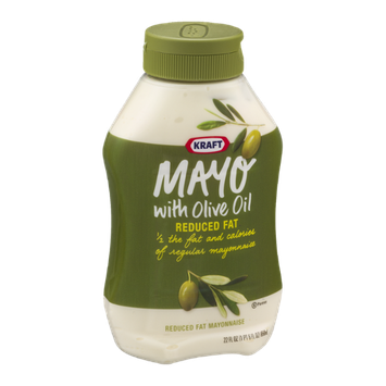 Kraft Reduced Fat Mayo with Olive Oil
