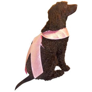 Rasta 5213-XL Pink Ribbon Dog Costume - X-Large