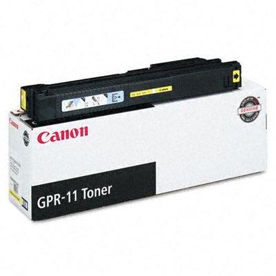 Canon CNM7626A001AA GPR-11Y Toner Cartridge, Yellow