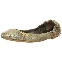 Zadig Voltaire Zadig & Voltaire Women's Tiny Ballet Flat [Black Leather, 37 M EU / 6.5 B(M) US]