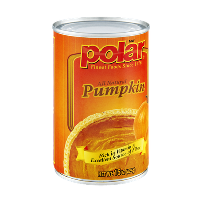 Polar All Natural Pumpkin