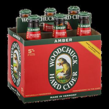 Woodchuck Hard Cider Amber - 6 PK