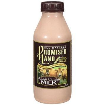 Promised Land Midnight Chocolate Milk, 1 Qt