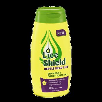 Lice Shield Shampoo & Conditioner