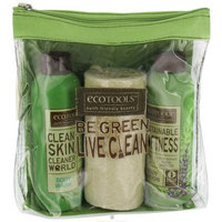 Ecotools Be Green Live Clean Bath Set