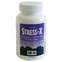 Trace Minerals Research Trace Minerals Stress-X Tablets, 60-Count