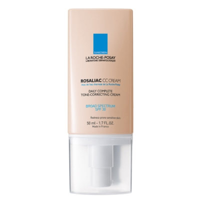La Roche-Posay Rosaliac CC Cream Daily Complete Tone-Correcting Cream, 1.7 fl oz