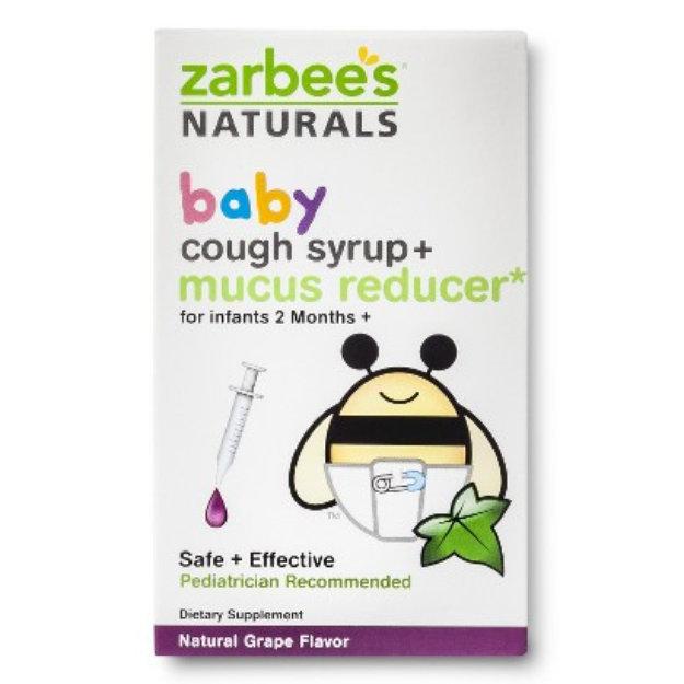 Zarbee S Naturals Baby