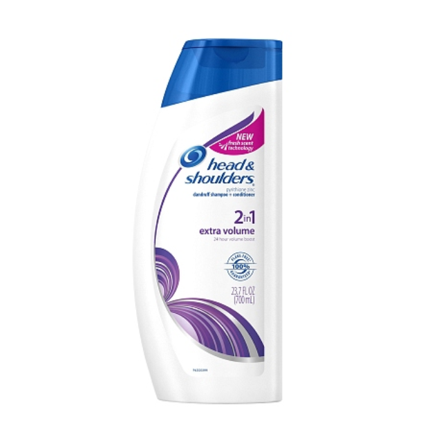 Head & Shoulders Extra Volume 2-in-1 Dandruff Shampoo + Conditioner