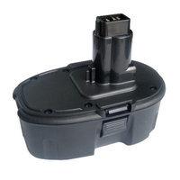 Superb Choice PT-DE18AC20-2 18V Power Tool Battery For DeWalt DE9095/DW9095/DE9096/DE9098