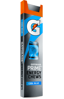 Gatorade® G Series 01 Prime Cool Blue Energy Chews