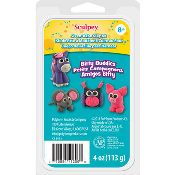 Polyform Products Company Clay Activity Kit Bitty Buddies