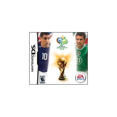 EA FIFA 2006 World Cup Germany Nintendo DS