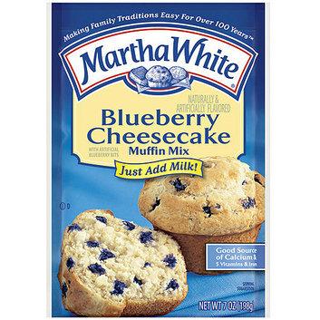 Martha White : Muffin Mix Blueberry Cheesecake