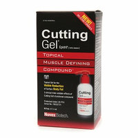 Novex Biotech Cutting Gel Topical Muscle Defining Compound