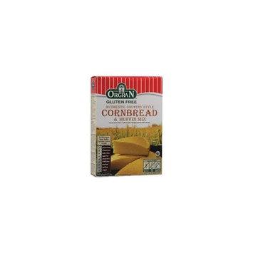 Orgran Cornbread and Muffin Mix Gluten Free -- 13.2 oz