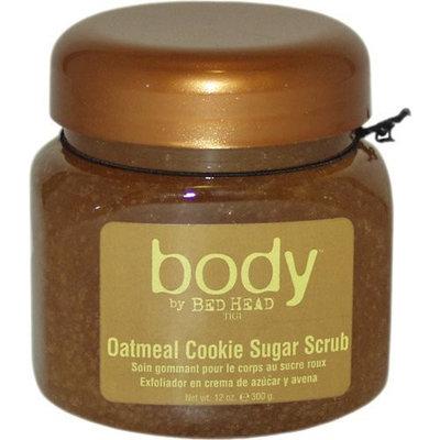 TIGI Bed Head Oatmeal Cookie Sugar Scrub, 12 Ounce
