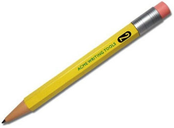 Acme Studio Acme #2 Pencil Rollerball Pen