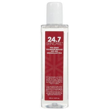 24.7 Skincare Anti-Aging Eye Makeup Remover