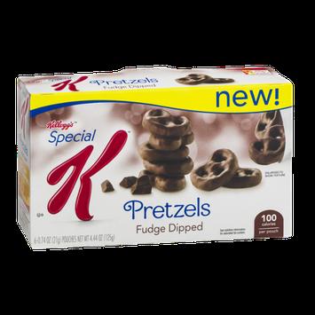 Kellogg's Special K Pretzels Fudge Dipped - 6 CT