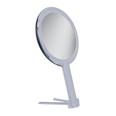 FS27 Zadro Dual-Sided Swivel Vanity Mirror with 1x & 7x Magnification
