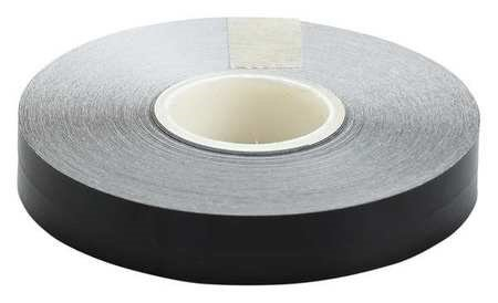 BRADY 121131 Border Line Tape, Roll,1/2In W,50 ft. L