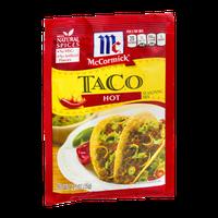 McCormick Taco Hot Seasoning Mix