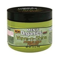Africa's Best Mens Wave & Shine Xtreme Hold Pomade