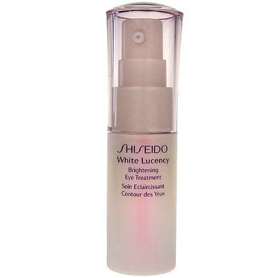 Shiseido White Lucency Perfect Radiance Brightening Eye Treatment for Unisex, 0.5 Ounce