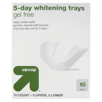 up & up up&up 5-Day Whitening Trays - 10 Count