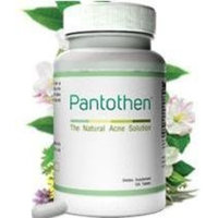 PANTOTHEN The natural acne solution - Oral Skin Care - zit, pimple, blemish, blackhead, treatment