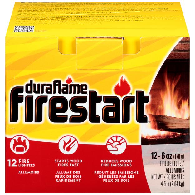 Duraflame Inc. Duraflame Firestart 12Pk Case - DURAFLAME INC.