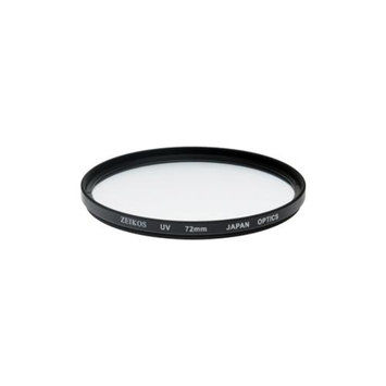 Zeikos 72mm UV Protector PHD Multi-Coated Lens Filter