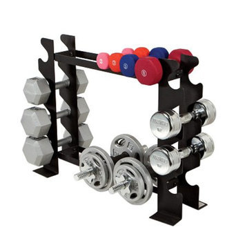 Marcy 8 Pair Dumbbell Rack, 1 ea