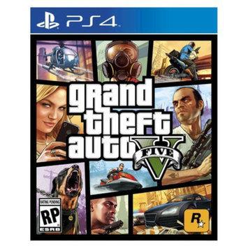 Rockstar Games Grand Theft Auto V (PlayStation 4)