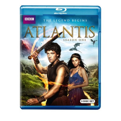 Atlantis: Season One (Blu-ray) (Widescreen)