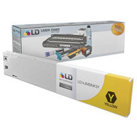 LD © Compatible Mutoh VJ-MSINK3Y Eco-Ultra Wide Format Yellow Ink Cartridge