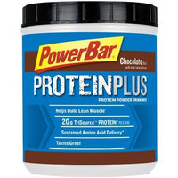 PowerBar Protein Plus Protein Powder Drink Mix, Chocolate, 17.46 Ounces