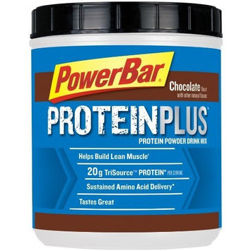 PowerBar Protein Plus Powder Drink Mix Chocolate