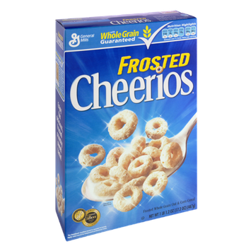 General Mills Frosted Cheerios Cereal