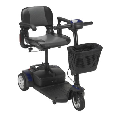 Drive Medical Spitfire Compact Size Scooter - Black