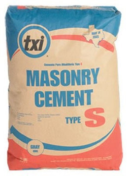 Bonsal American Se 62150153-Rdc09 - 75 Lb, Txi, Type S Masonry Cement, With Twice The Str