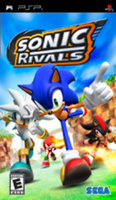 Sega of America Sonic Rivals